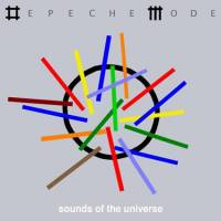 "Обложка альбома Depeche Mode""Sounds Of the Universe"""